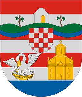 Kópháza település címere