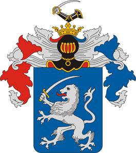 Kővágóörs település címere