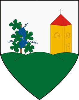 Kozárd település címere