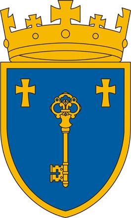 Kulcs település címere