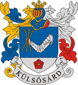 Külsősárd település címere