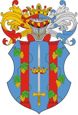 Kunbaja település címere