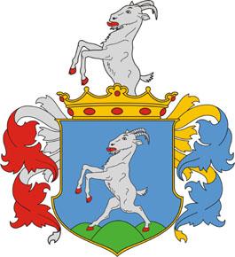 Kunhegyes település címere