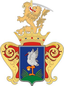 Kunmadaras település címere