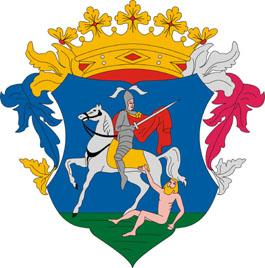Kunszentmárton település címere