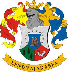 Lendvajakabfa település címere