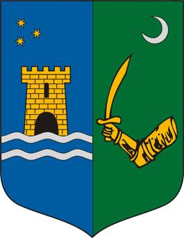 Lenti település címere