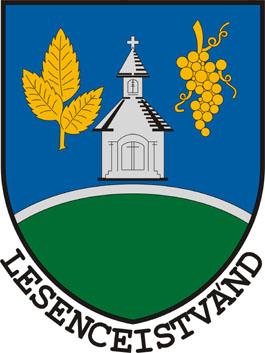 Lesenceistvánd település címere