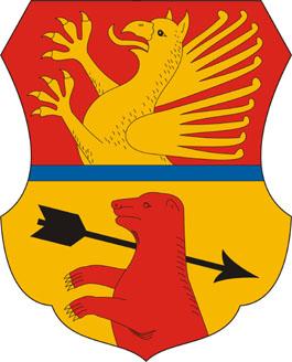 Lesencetomaj település címere
