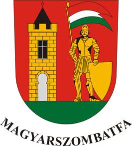 Magyarszombatfa település címere