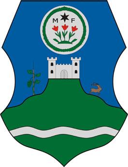 Markaz település címere