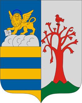Márkó település címere