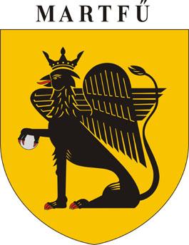 Martfű település címere