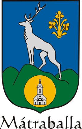 Mátraballa település címere