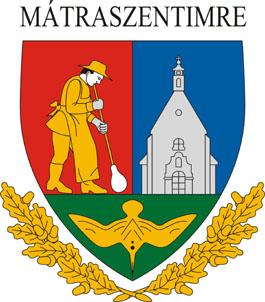Mátraszentimre település címere
