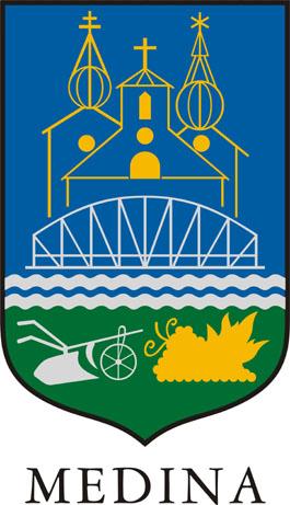 Medina település címere