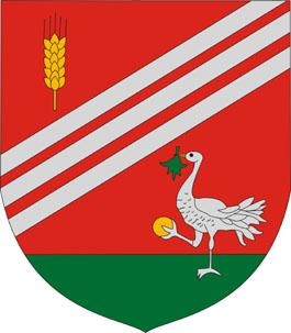 Mezőfalva település címere