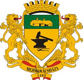 Mezőkovácsháza település címere