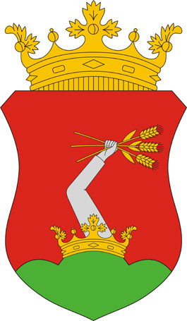 Mezőkövesd település címere