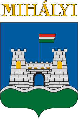 Mihályi település címere