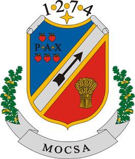 Mocsa település címere