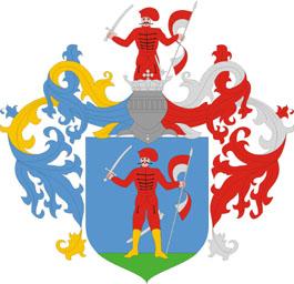 Mohács település címere