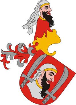 Mohora település címere