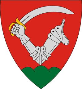 Monoszló település címere