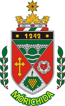 Mórichida település címere