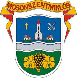 Mosonszentmiklós település címere