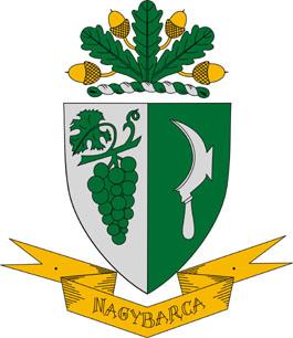 Nagybarca település címere