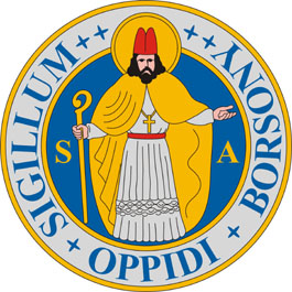Nagybörzsöny település címere