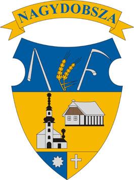 Nagydobsza település címere