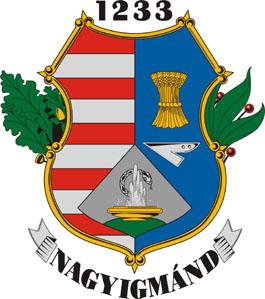 Nagyigmánd település címere