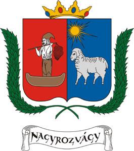 Nagyrozvágy település címere