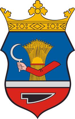 Nagyszénás település címere