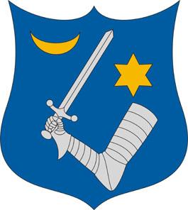 Nagyvázsony település címere