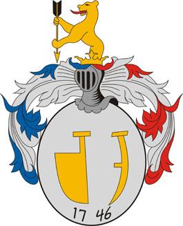 Nagyvisnyó település címere
