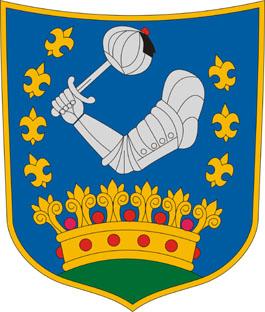 Nemesvita település címere
