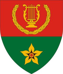 Nikla település címere