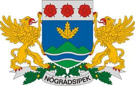 Nógrádsipek település címere