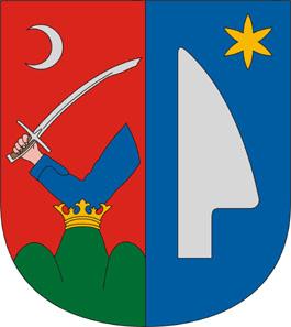 Noszlop település címere