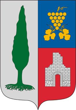 Nyársapát település címere