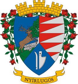 Nyírlugos település címere