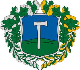 Nyírmártonfalva település címere
