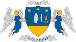 Nyírvasvári település címere