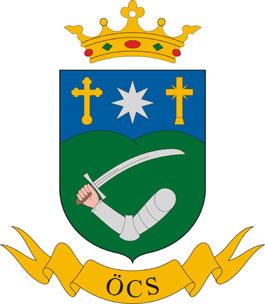 Öcs település címere