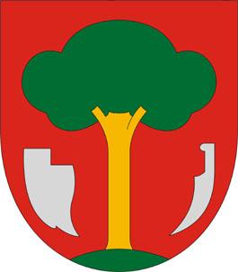 Ócsa település címere
