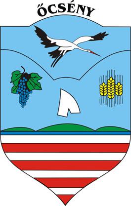 Őcsény település címere