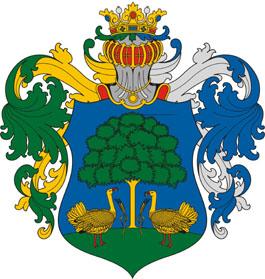 Öcsöd település címere
